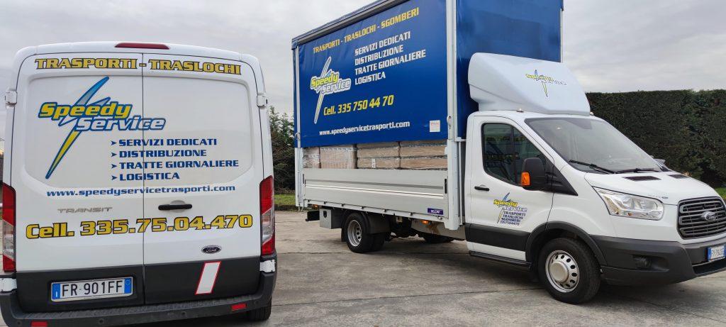furgoni Speedy Service