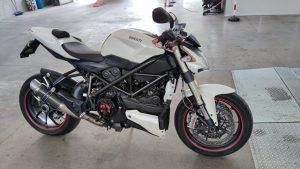 Ducati streetfighter 1098 2010