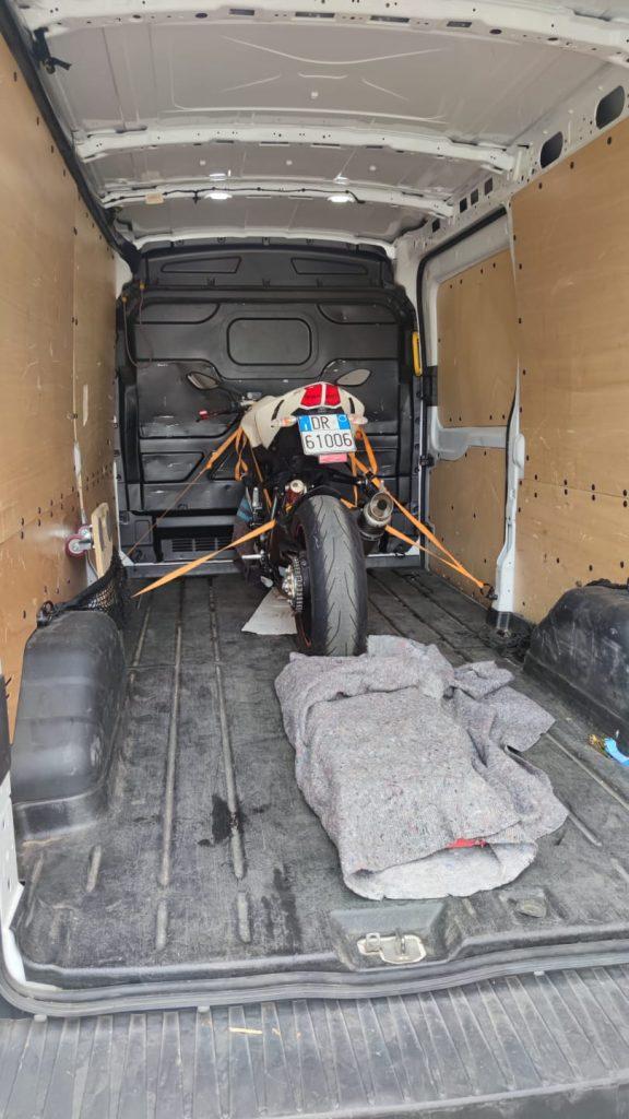 clienti felici e soddisfatti Ducati streetfighter 1098 2010